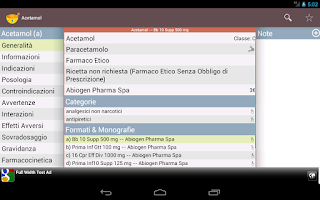 Screenshot of Paracelso