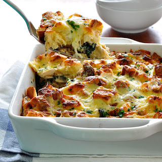 French Bread Strata Recipes