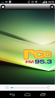 Screenshot of Radio RCC FM