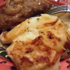 Sharon's Tasty Scalloped Potatoes