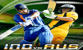 Screenshot of Live Cricket  India Vs Aus