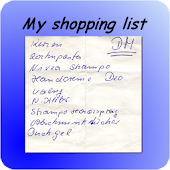 Download Shoppinglist APK for Laptop