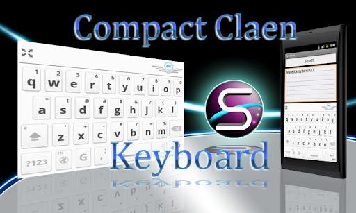 SlideIT Compact Clean Skin