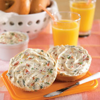 Cream Cheese Spreads Bagels Recipes