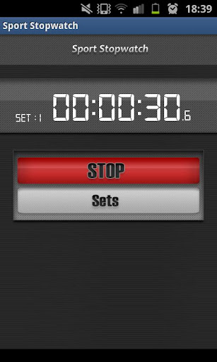【免費運動App】Sport Stopwatch - Lite-APP點子