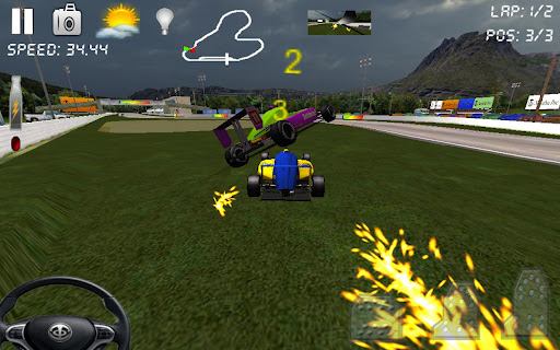 Race Rally 3D Go Xtreme Racing