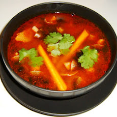 Tom Yum Koong Soup