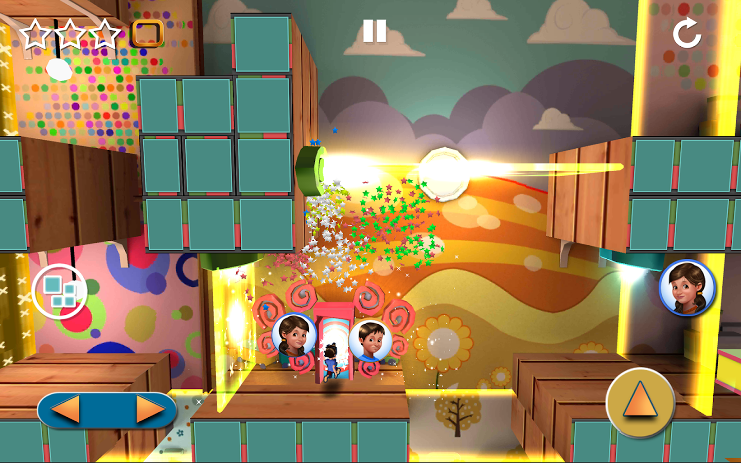 Lost Twins - A Surreal Puzzler Screenshot 13