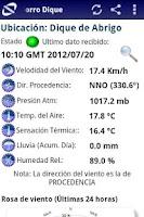 Screenshot of Ondas e Vento A.P. A Coruña