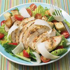 Italian Grilled Chicken & Grape Tomato Salad
