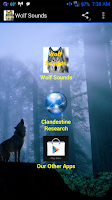 Screenshot of Wolf Sounds