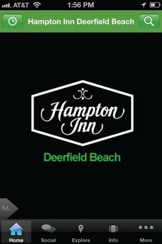 Hampton Inn Deerfield Beach