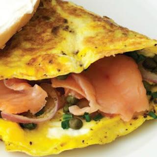 Smoked Salmon Omelet Recipes