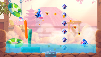 Screenshot of Shark Dash
