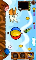 Screenshot of Flying Turtle(eng)