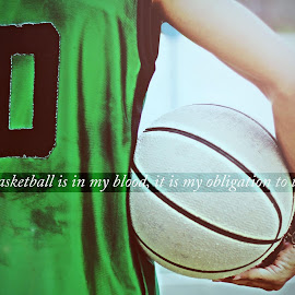 by Eza Amalludin - Sports & Fitness Basketball