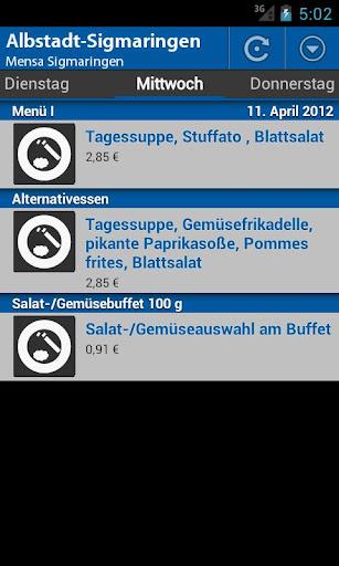 【免費生活App】Mensa Albstadt-Sigmaringen-APP點子