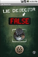 Screenshot of Lie Detector Free