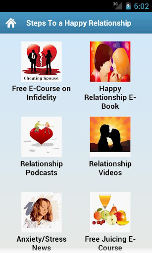Steps To A Happy Relationship