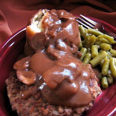 Country Salisbury Steak