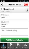 Screenshot of Respirator Protection Resource