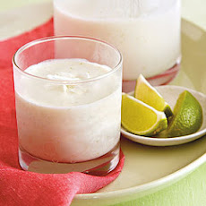 Key Lime-Coconut Smoothie