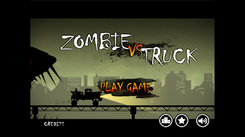 Screenshot of Zombie vs Truck