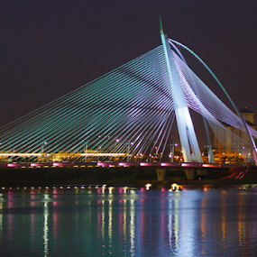 Putrajaya Bridge by Israr Shah - Buildings & Architecture Bridges & Suspended Structures ( bridge )