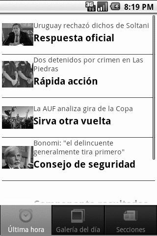 Noticias de Montevideo Portal