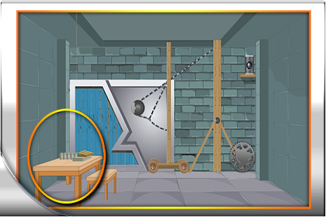 Crazy Machine Escape - screenshot