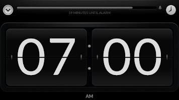 Screenshot of doubleTwist Alarm Clock Trial