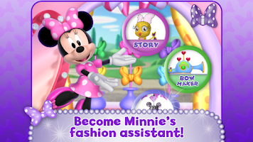 Screenshot of Minnie Bow Maker