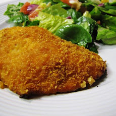 The Best Tasting Breaded Chicken!