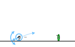 Screenshot of Stick Archer (Free)