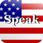 Speak American Free icon