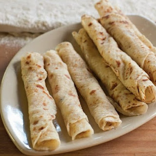Cream Potato Lefse From 'The New Midwestern Table'