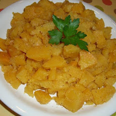 Ginger & Orange Rutabaga (Yellow Turnip or Swede)