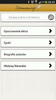 Screenshot of Streszczenia.pl