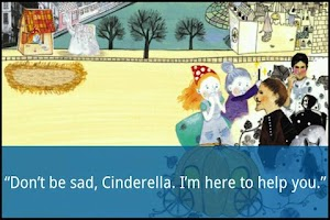 Screenshot of Cinderella