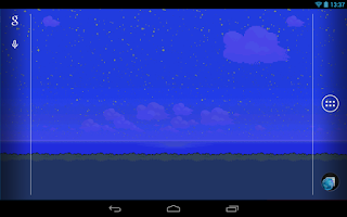 Screenshot of Pixel Cloud