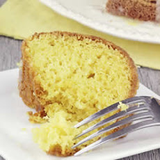 Citrus Yogurt Cake