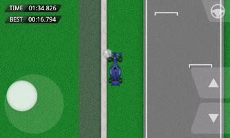 Screenshot of Formula Racing