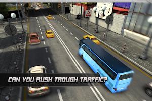 Screenshot of City Bus Joyride Racing 3D