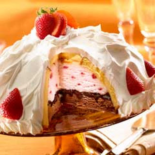 Ice Cream Bombe Cake Recipes