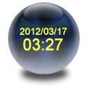 Crystal Clock icon