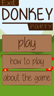 Donkey Party  (Pin The Tail) - screenshot