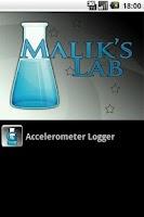 Screenshot of Malik's Lab