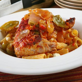 Craveable Chicken Cacciatore