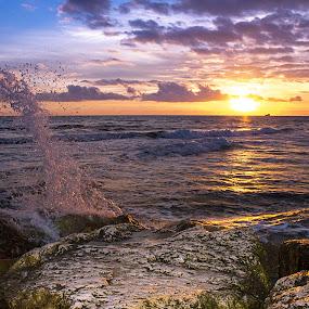 cristal by Ciprian Nafornita - Landscapes Sunsets & Sunrises ( sunset,  )