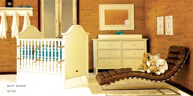 Lusso Nursery Century Collection